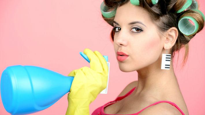 12 секретных методик уборки, которые сделают жизнь проще