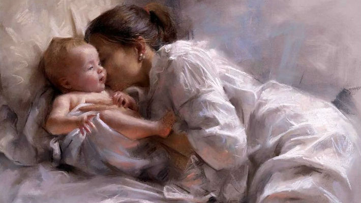 12 волшебных фраз перед сном ребенку, имеющих исцеляющий эффект