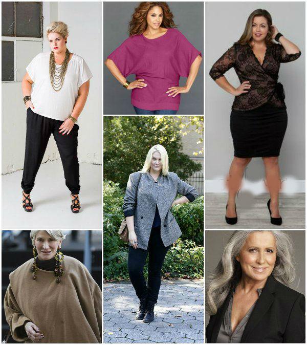 Как Одеваться Полным Женщинам За 50: Секреты Элегантного Гардероба!