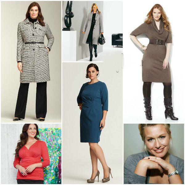 Базовый гардероб для полной женщины 50 лет от эвелины хромченко