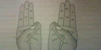 Когда вы держите пальцы подобным образом, с организмом происходит нечто невероятное!