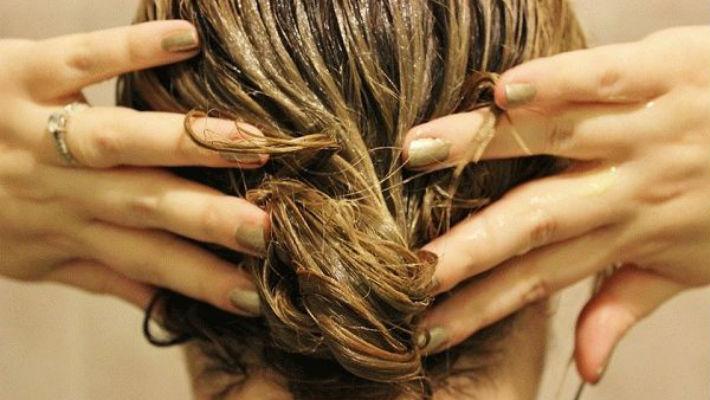 Маска для сумасшедшего роста волос!