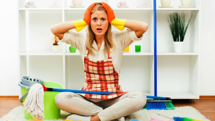 Система флай леди: учимся убираться в свое удовольствие!
