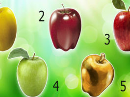 И вот у вас целых 5 волшебных яблок! какое выберите вы? Результат точно удивит…