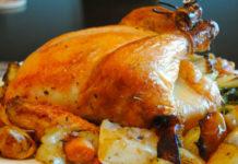 Курица целиком в духовке: рецепты приготовления