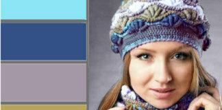 Топ-15 модных женских шапок и шарфов! Безукоризненное сочетание цветов...