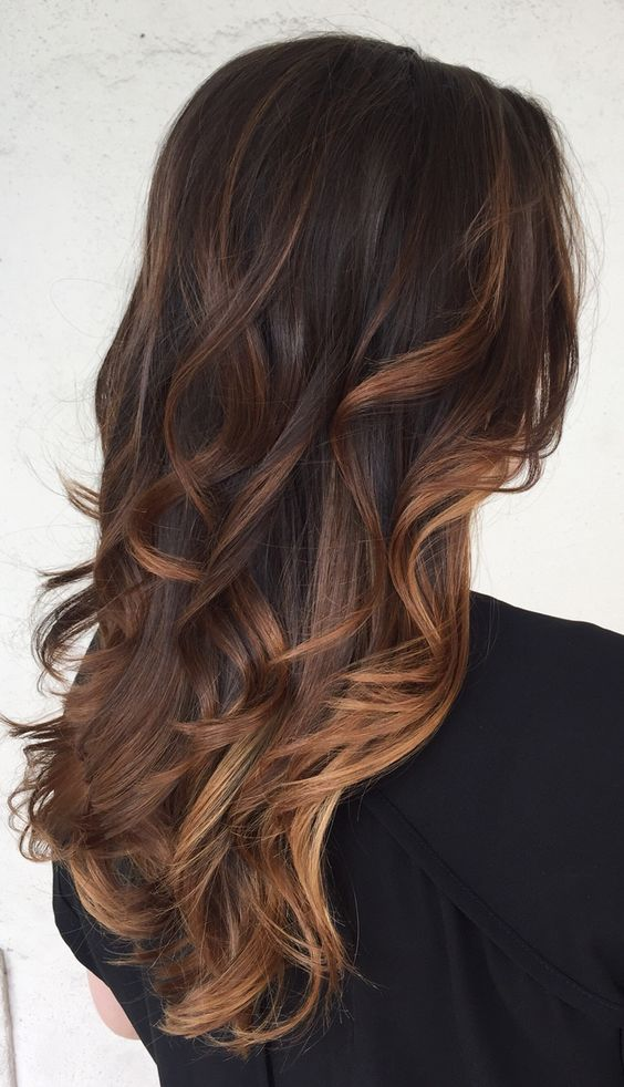 Выбери и покажи парикмахеру: 33 примера окрашивания для блондинок, брюнеток и рыжих