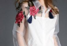 Актуальный тренд: 10 белых блузок, без которых не обойтись!