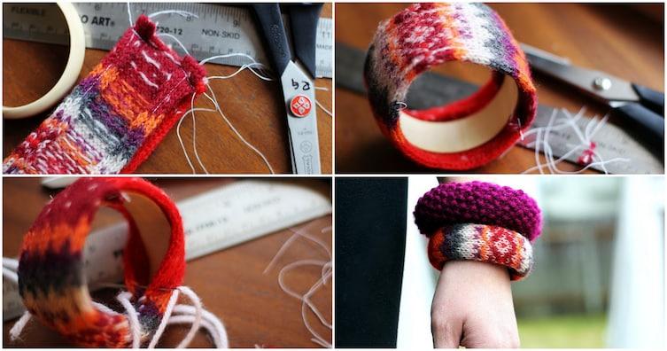 17 вещей, которые можно сделать из старых свитеров