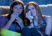 Люди, которые плачут во время фильма — самые сильные