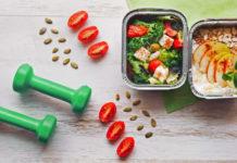 Правильное питание: пример меню на 1400-1500 ккал