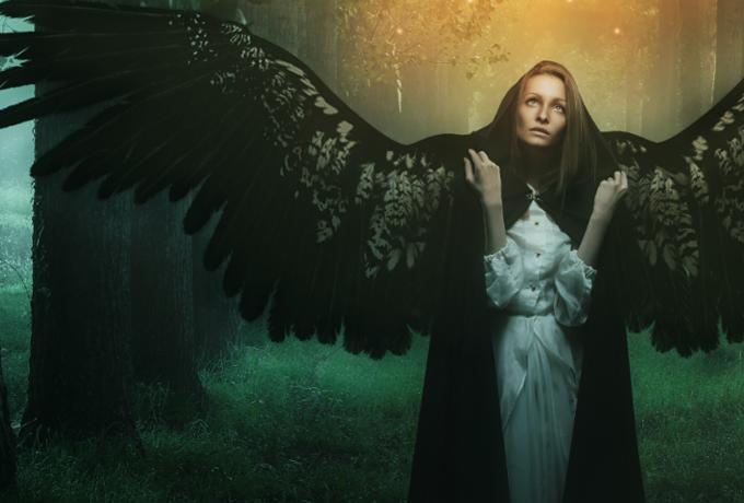 Скорпион: падший ангел, озаряющий тьму