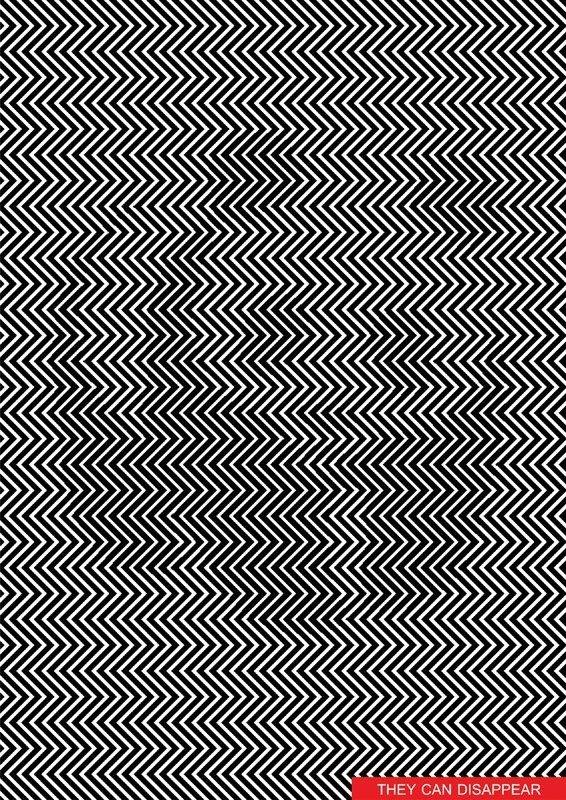 Только 1 человек из 10 может увидеть здесь скрытое изображение