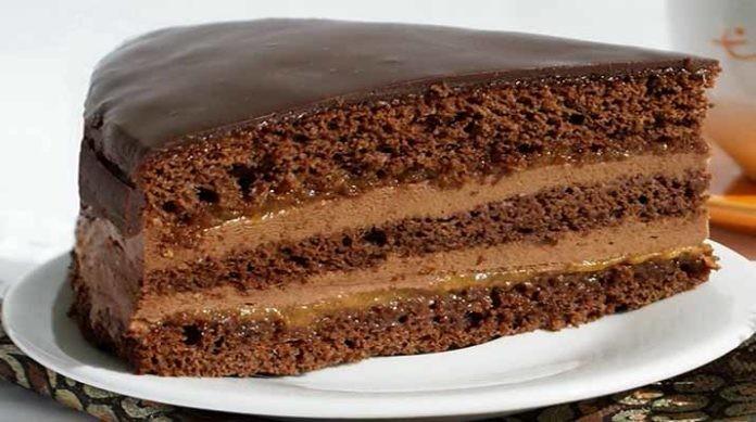 Торт «Прага». Вы только попробуйте, и влюбитесь в него навсегда