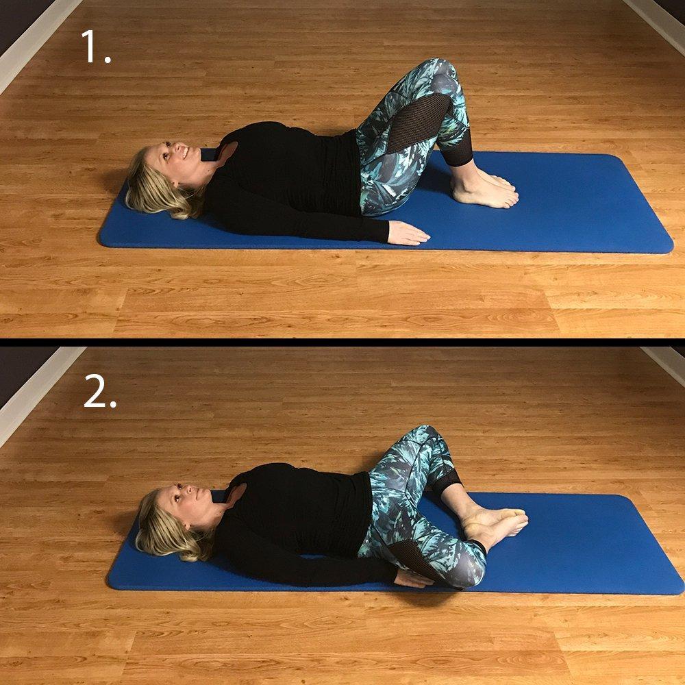 Врачи рекомендуют женщинам делать эти 4 упражнения