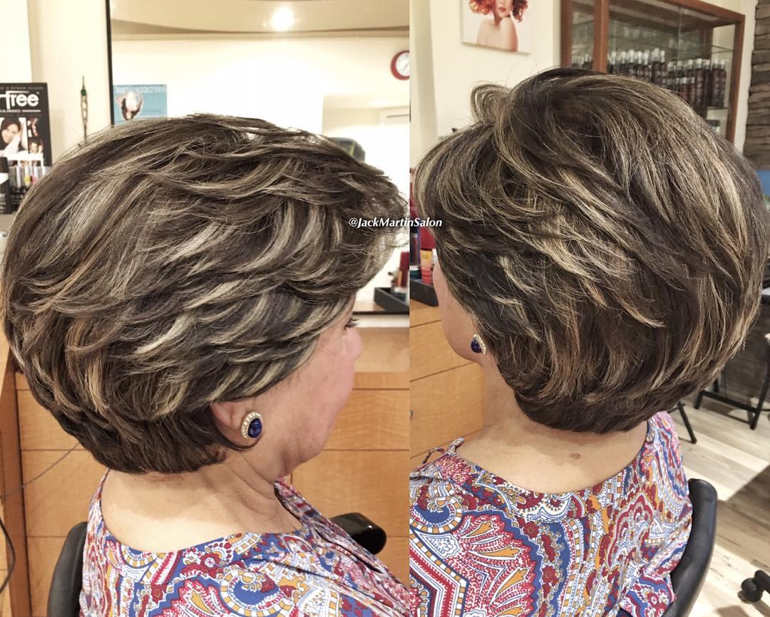 картинки Объемные модные прически на полудлинные волосы кому за 40 отдам хорошие