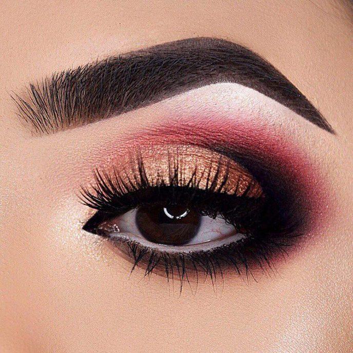 14 идей макияжа для девушек с карими глазами