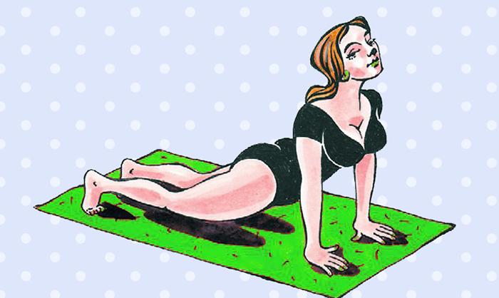 6 упражнений, которые помогут избавиться от боли в спине