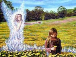 Как нужно просить помощи у ангела хранителя