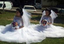 Братья-близнецы женились на сестрах-близнецах, и девушки обе беременны