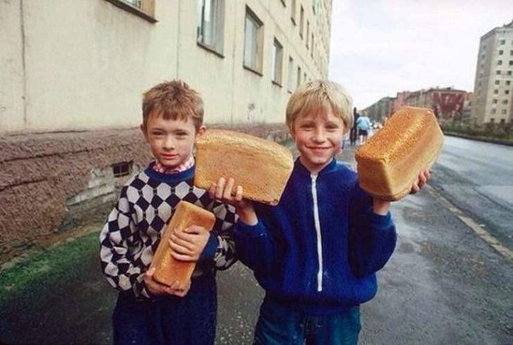 Что не забудут рожденные в СССР