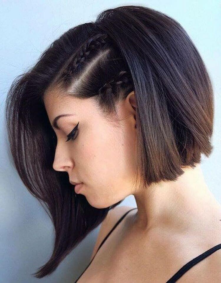 Идеи стильных укладок на короткие волосы