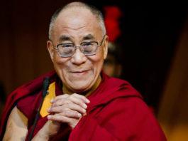 """Далай Лама говорит: """"Счастье против удовольствия"""""""