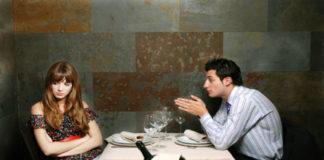 Он был потрясен, как эта девушка вела себя на первом свидании