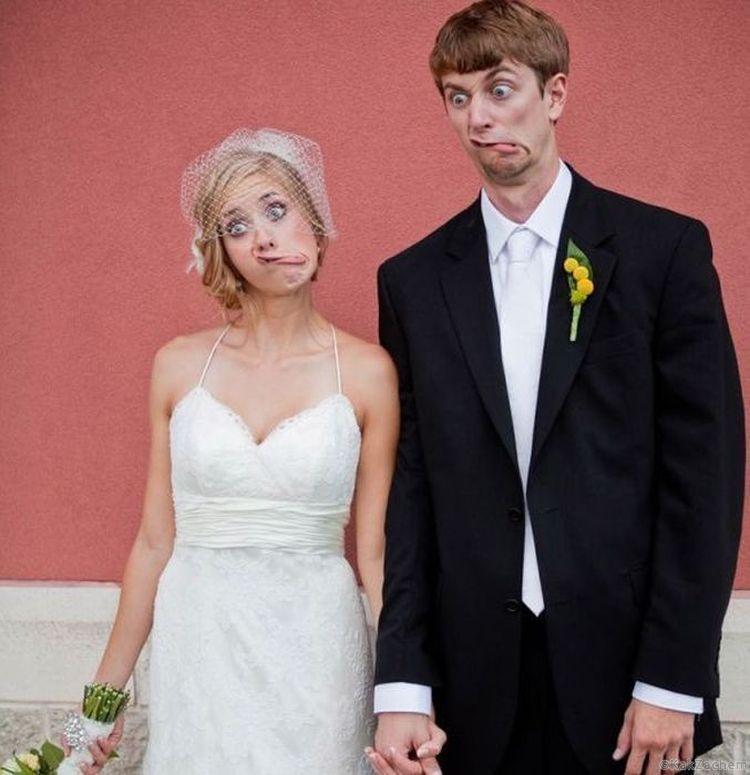 Таких свадебных фотографий вы еще не видели