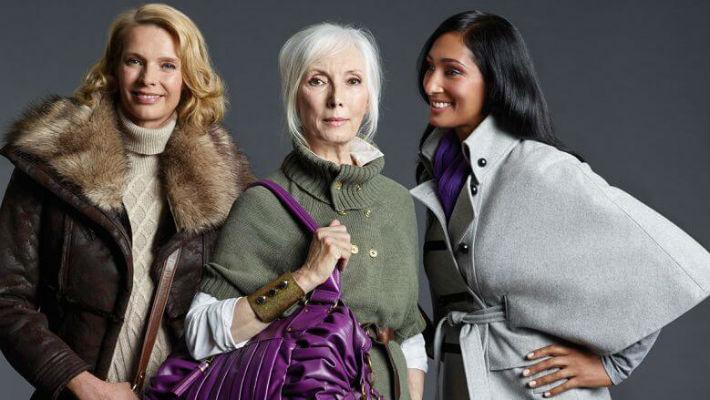 Тенденция в моде для женщин за 50: идеи и образы