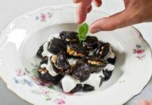 Вкусная закуска из чернослива