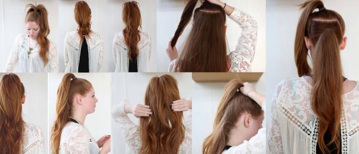 25 причёсок за пять минут, которые разгрузят ваше утро