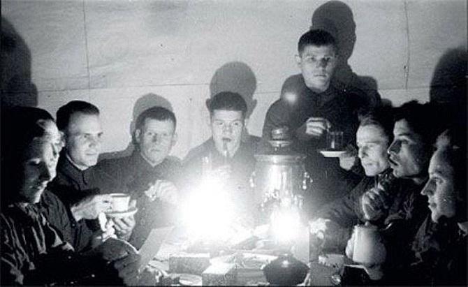 Вот как раньше готовились в СССР к Новому Году