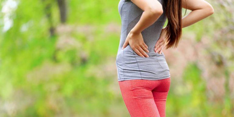 Как избавиться от боли в спине за 5 минут