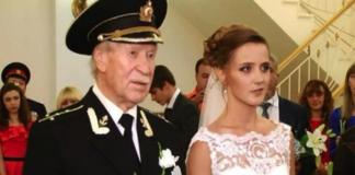 Дедушка женился на молодой девчонке, и через год приезжает в роддом