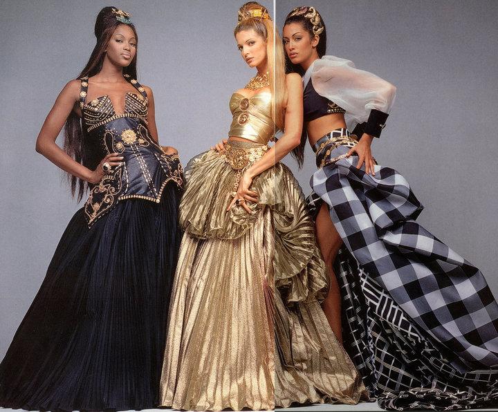 Модные советы от Джанни Варсаче, которые сделают из вас королеву