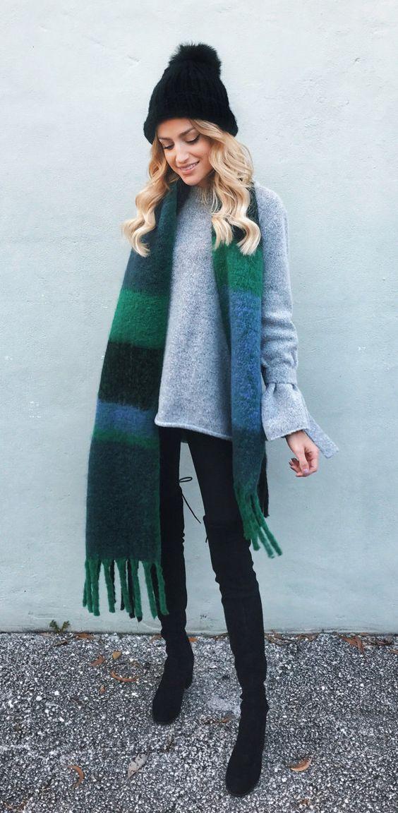 Прически для зимы, которые можно носить под шапкой