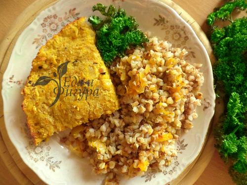 Рецепт фасолевой запеканки: пошаговое приготовление