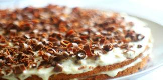 Рецепт вкуснейшего торта с фундуком