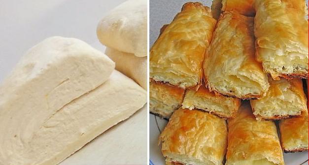 Сделать слоеное тесто быстро и просто
