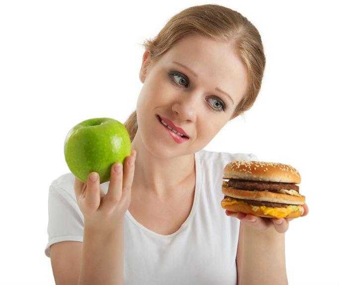 Секреты, как перестать переедать