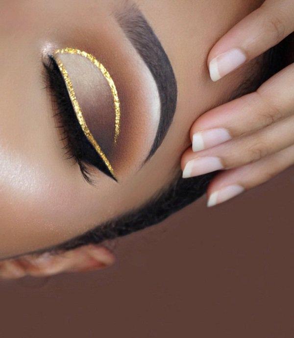 Шикарные идеи вечернего макияжа и секреты его создания