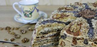 Вкуснейший рецепт торта «Дамский каприз»