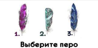 Выберите перо и узнайте, что для Вас важно в жизни