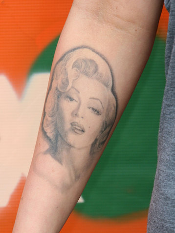 Звёзды, которые пожалели о сделанных татуировках