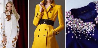 Как носить пальто стильно