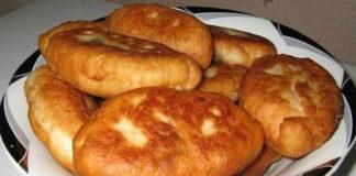 Тесто легкое и быстрое для пирожков