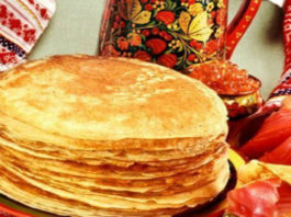 История праздника Масленица и рецепты традиционных блюд