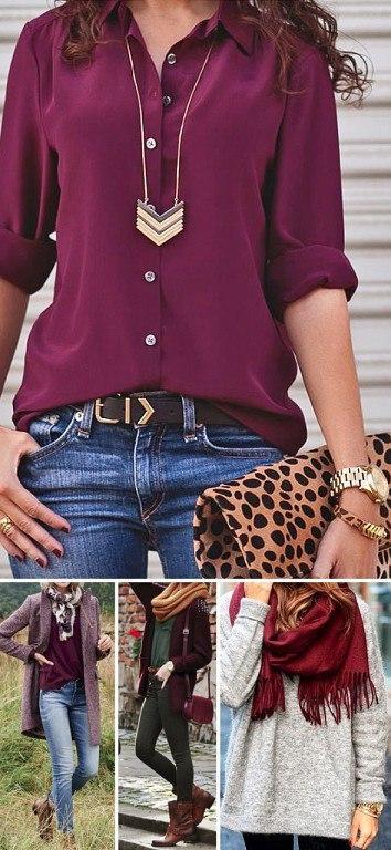 Выбирайте одежду ярких оттенков