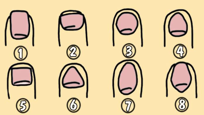 Что расскажет о Вас форма Ваших ногтей?
